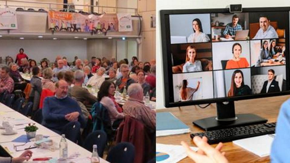 Jahreshauptversammlung als Online-Sitzung